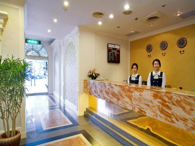台中漢彌敦大飯店(台中市)