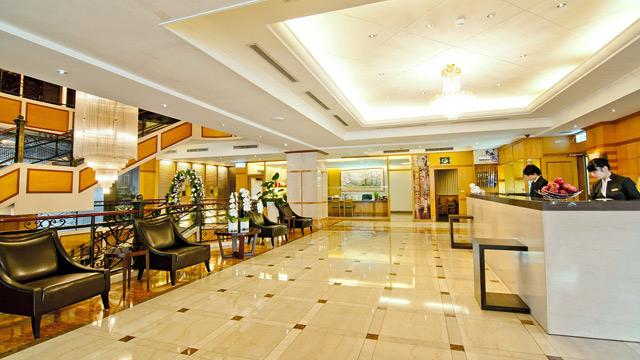 新竹卡爾登飯店(北大館)