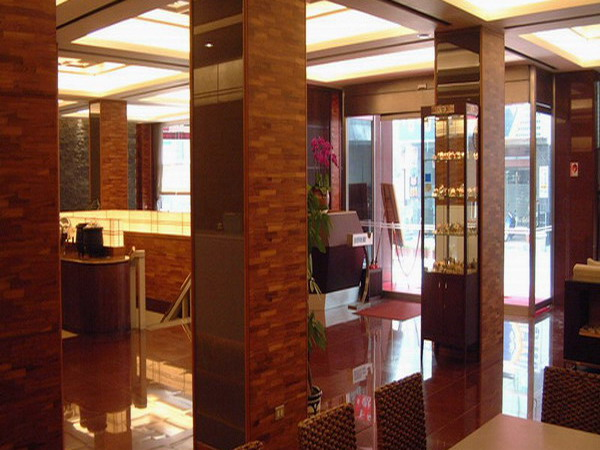 首相大飯店(台南市)