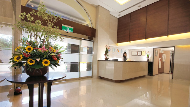 台北大來飯店(台北市)