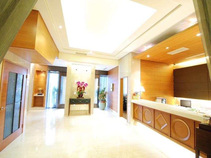台北東華唯客樂飯店(台北市)