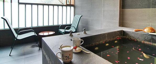 尖石峇里森林溫泉渡假村(新竹縣)
