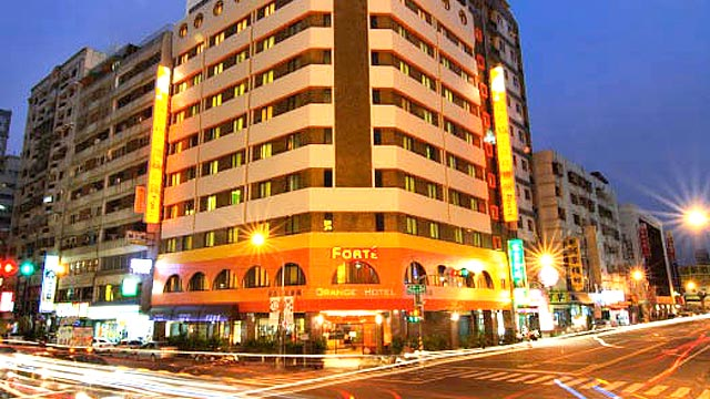 高雄福泰桔子商務旅館