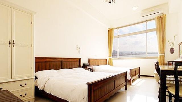 藍色水岸淡水海景旅店(新北市)