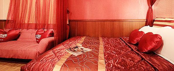 蜜月樓渡假飯店 / 55548 南投縣魚池鄉水社村中山路116號
