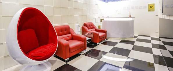 萊婕精品旅館 / 220新北市板橋區中山路1段50巷12號