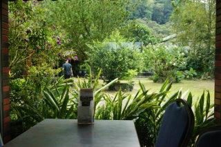 嵐筑園庭園咖啡