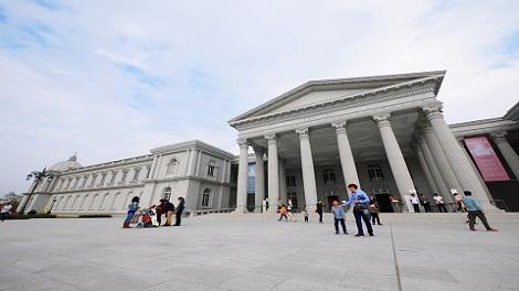 去台南∼凡爾賽宮殿X森林教堂白色巡禮遊