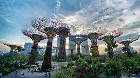 【酷航高雄出發】新加坡自由行6日-時尚精品酒店Hotel Moon