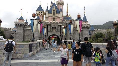 TXG探索家首登場(四人一室)∼香港迪士尼樂園、迪士尼好萊塢酒店、市區酒店三日(含稅)