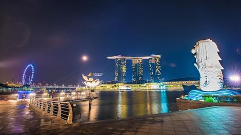 【自由行】聖淘沙名勝世界HardRock酒店2晚、新加坡酒店1晚~四天(加碼送新加坡環球影城十S.E.A海洋館)