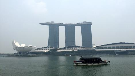 (聖淘沙島精選飯店)∼獅城巡禮新加坡自由行四日