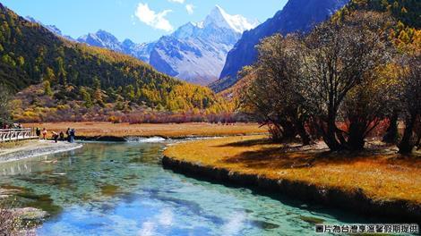 深入中國西南區!!一次看完~稻城亞丁、香格里拉自然美景13天