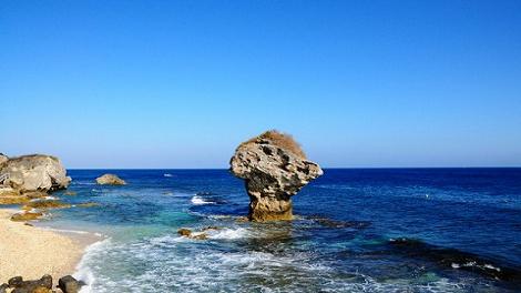小琉球、半潛水艇、海底世界、海鮮小吃、小琉球環島之旅、台灣觀巴、一日遊