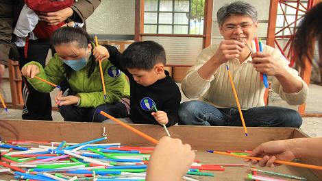 幸福星空精品旅店+玉兔鉛筆學校DIY