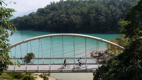 溪頭米堤大飯店+腳踏車日月潭之旅