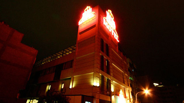 花蓮童話汽車旅館-主題館