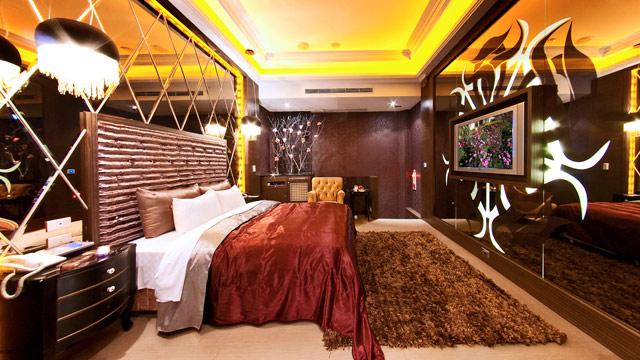 金沙精品汽車旅館
