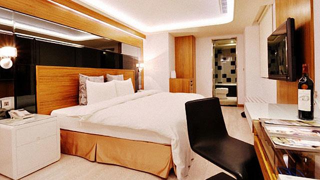安盛商務旅館