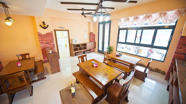 山嵐villa花園旅店