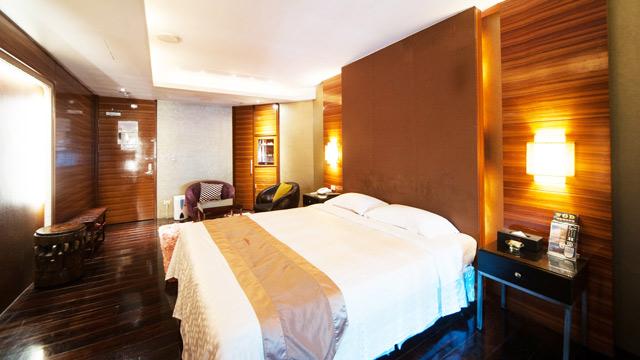 竹林雅緻商務汽車旅館