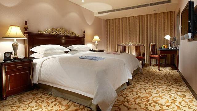 北投溫泉:走入羅馬浴場|皇家季節酒店北投館