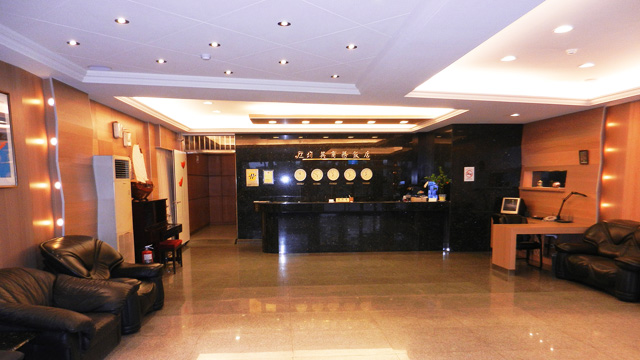 均英商務飯店照片