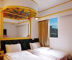 阿樂哈大飯店