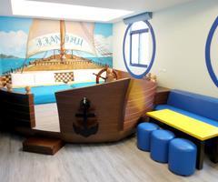 小琉球船屋