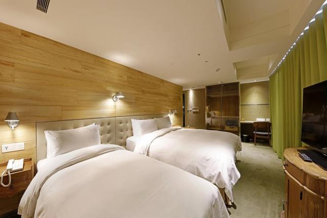 薆悅酒店 台中館