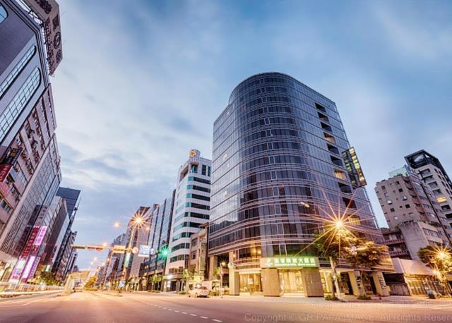 洛碁大飯店南京館