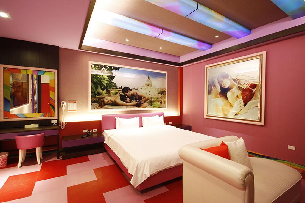 知本城藝術溫泉旅館