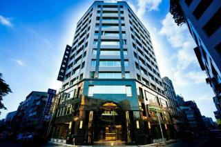 台中香富大飯店