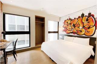 雀客旅館-台北松江