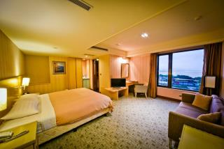 和昇淡水漁人碼頭.河清飯店
