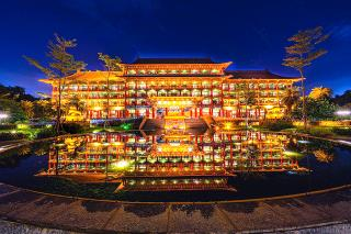 高雄圓山大飯店 The Grand Hotel Kaohsiung