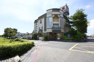 花鄉庭園商務汽車旅館