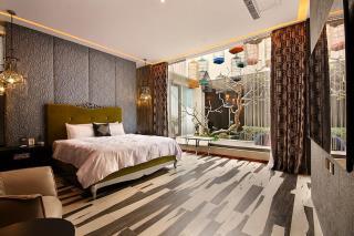 沐蘭台中時尚精品旅館