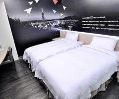 西悠飯店台北