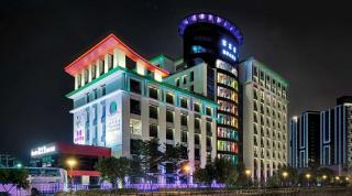 富立登國際大飯店