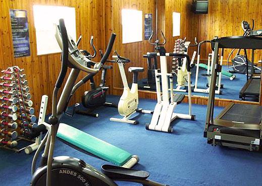 健身 健身房 519_369