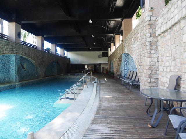 水漾溫泉池