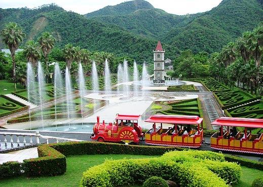 泰雅渡假村欧式花园