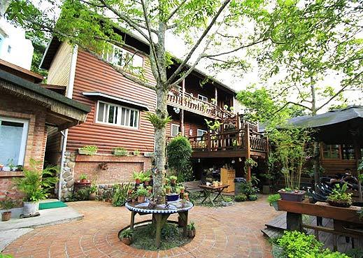 南庄橄榄树咖啡民宿-饭店设施与设备介绍