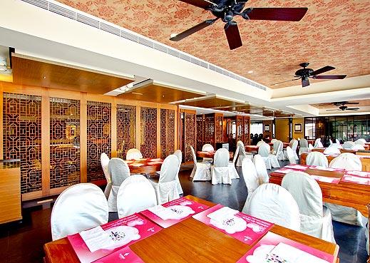 客家饭店装修风格