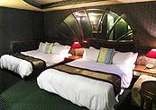 愛河之星聖淘沙旅館-闔家同歡四人房