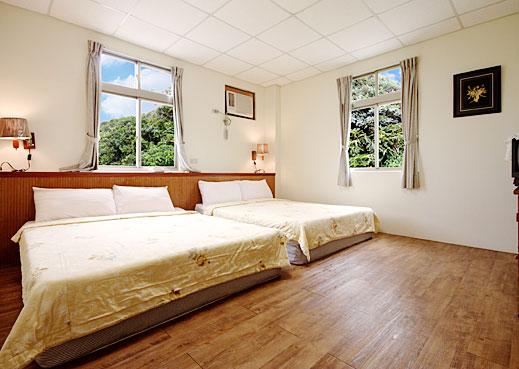 【一游网代订】绿岛星月屋渡假山庄 双人房平日住宿 只要$1550 假日$