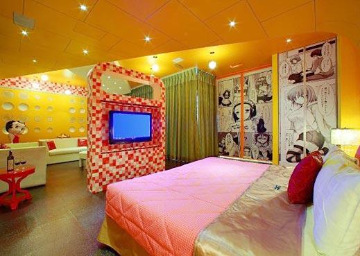 第八月台市集旅店(彰化县住宿)-房间房型照片与介绍,国旅卡,商务出差路考模擬