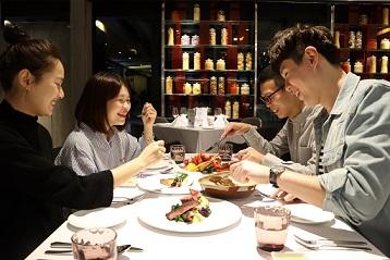凱撒新春x義式分享 一泊二食