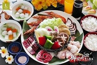 沐舍燒肉饗宴<一泊二食專案>
